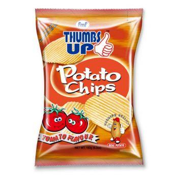 Thumbs up Potato Chips Tomato 150g