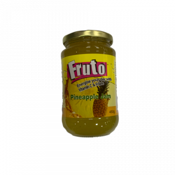 Fruto Pineapple Jam- 450g