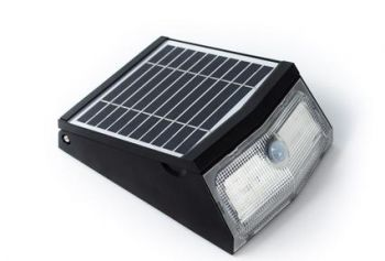Glitz Solar LED Wall Light LAMAR 700