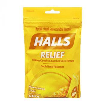 Halls Cough Drops 14's Relief