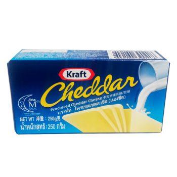 Kraft Chedder Cheese 250 g