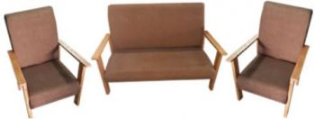 AMBER 3+1+1 SEATER  LOUNGE SUITEASSORTED COLOURS