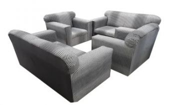 OPAL 2+2+1+1 SEATER LOUNGE SUITEASSORTED COLOURS