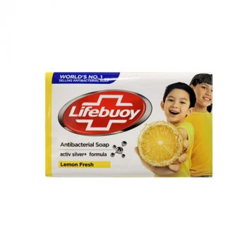 Lifebuoy Lemon Fresh Soap 80g