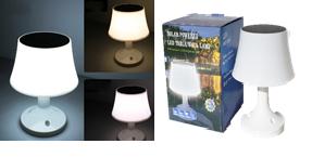 Solar Table / wall lamp