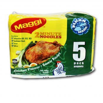 Maggi Noodles  Chicken Flavour 5 Pack