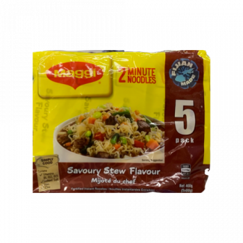 Maggi Noodles Savoury Stew 5x80g