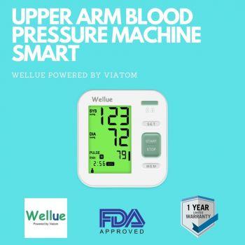 Wellue Smart Blood Pressure Monitor