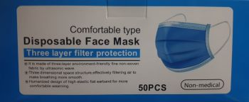 Disposable Face Mask 50s