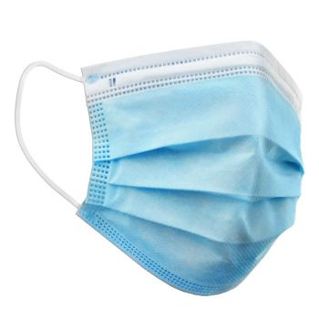 100 pc Disposable Sanitary Face Mask
