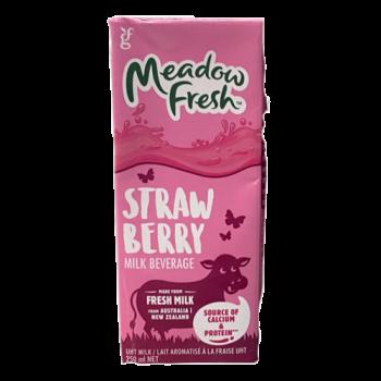 Meadow Fresh Strawberry UHT Milk 250ml