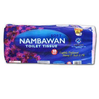 Nambawan Toilet Tissue  10's Pack