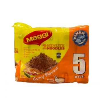 Maggi Noodles Curry 5 x 80g