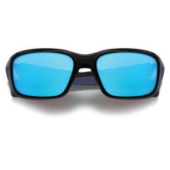 Oakley Straightlink  Polished Black W/Prizm Sapphire