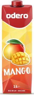 Odero Fruit Mango Drink 1L