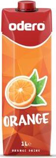 Odero Fruit Orange Drink 1L