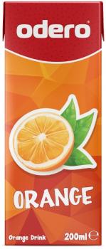 Odero Orange Drink 200ml