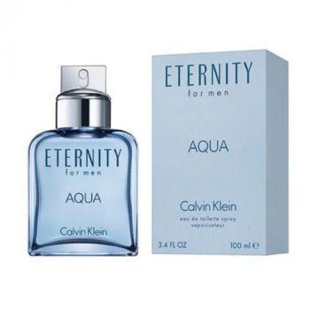 CK Eternity For Men Aqua EDT 100ml