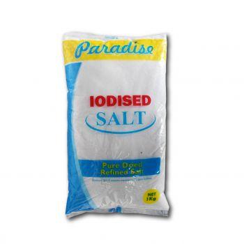 Paradise  Iodised Salt 1kg