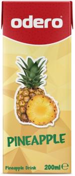 Odero Pineapple Drink 200ml