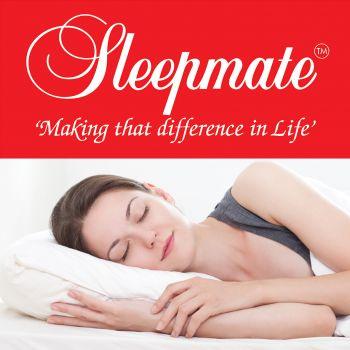Sleepmate Polyester Fiber Pillow Pack of 10
