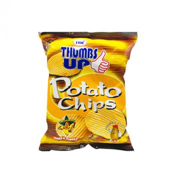 Thumbs Up Potato Chips Chicken 45g