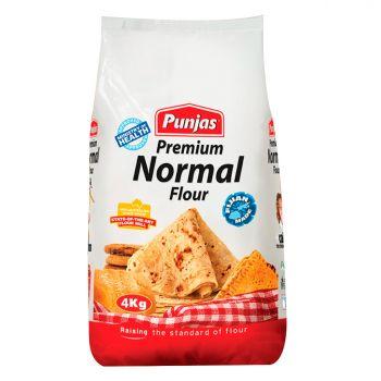 Punjas Normal Flour 4kg