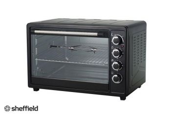 Sheffield 63L Mini Oven with Rotisserie - PLA1553