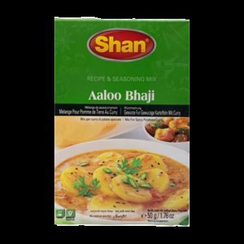 Shan Aaloo Bhaji Masala 50g