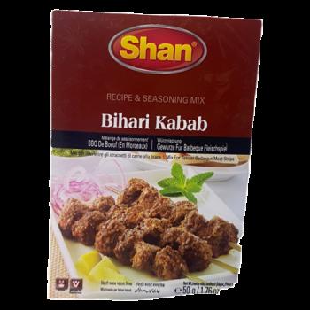 Shan Bhari Kabab Mix 50g