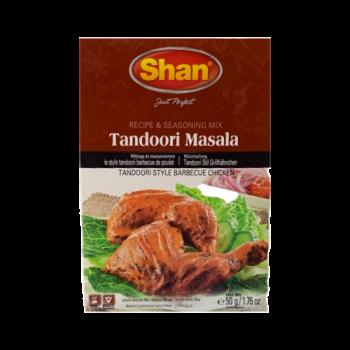 Shan Tandoori Masala Mix 50g