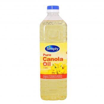 Simply Pure Canola Oil 1L