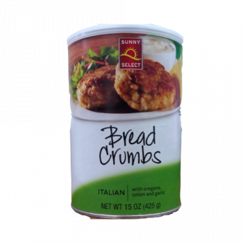 Sunny Select Bread Crumbs -425g