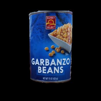 Sunny Select Garbanzo Bean -425g