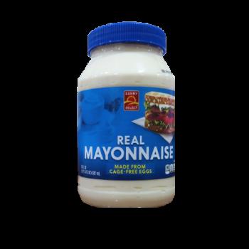 Sunny Select Real Mayonnaise -887ml