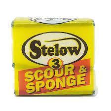 Stelow Scour & Sponge 3's