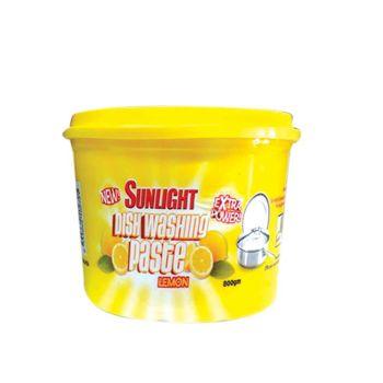 Sunlight Dishwashing Paste Lime 400g