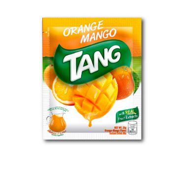 Tang Instant Drink Mix Orange Mango Combo Delight 25g
